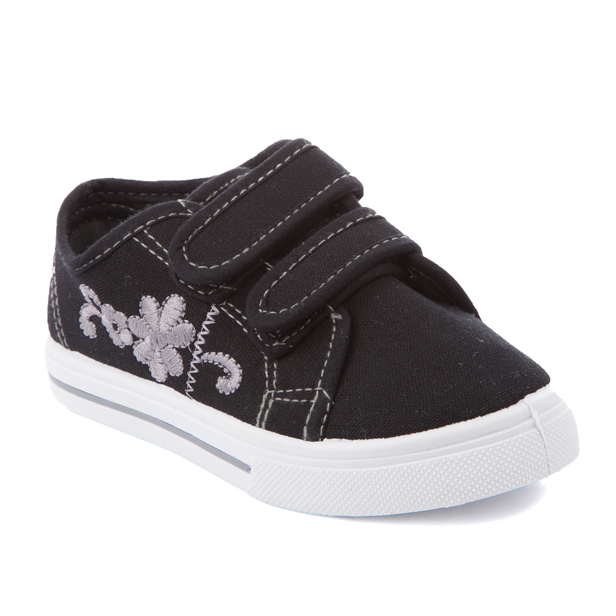 toddler low top canvas shoes velcro sneakers tennis
