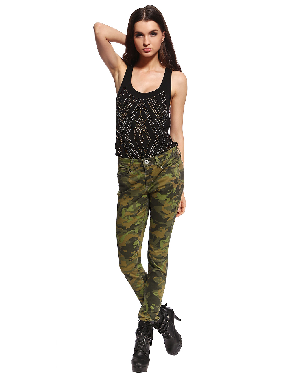 Shop for and buy womens camouflage jeans online at Macy's. Find womens camouflage jeans at Macy's.