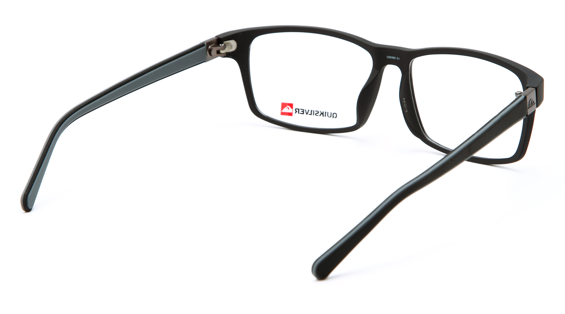 Quiksilver Eyeglass Frames : Quiksilver Rectangular Glasses QS066 Plastic Optical Full ...