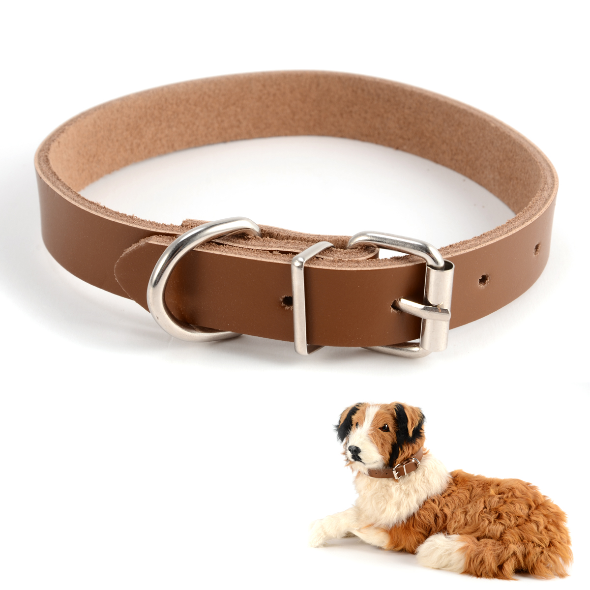 A stylish dog collar brings out the personality of any pet. Whether picking out a pink plaid collar or a striped dog harness, pet owners and canines alike will adore the wonderful selection of accessories available at Sears. Give your pet a new look with a fashionable and functional dog leash and dog collar.